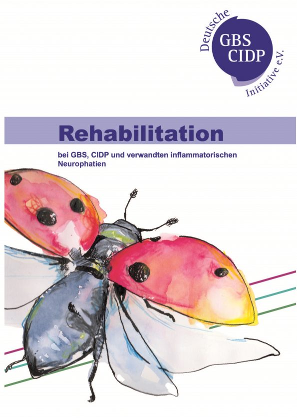 Broschüre Rehabilitation