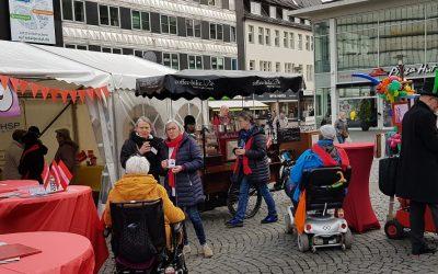 Tag der seltenen Erkrankungen in Bielefeld