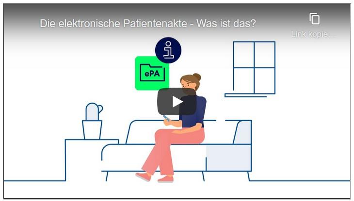 Die elektronische Patientenakte (ePA)