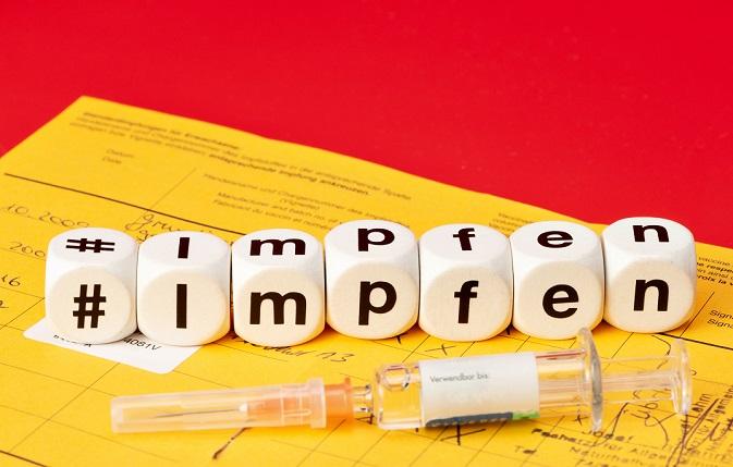 Impfung gegen SARS-CoV-2